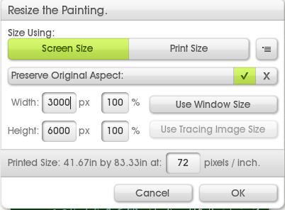 画布尺寸-Edit-Resize Painting Size